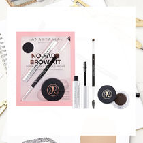 ANASTASIA Beverly Hills☆3点セット☆No-Fade Brow Kit