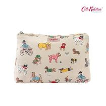 Cath Kidston(キャスキッドソン) メイクポーチ Cath Kidston★COSMETIC BAG SMALL PARK DOGS