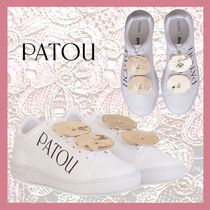 【PATOU】PatouJewelleryロートップスニーカー 関税なし!