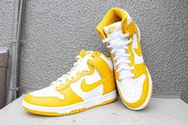 "NIKE WMNS DUNK HIGH ""DARK SULFUR"" ダンク"