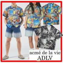 ☆韓国の人気☆【acme'delavie】☆PAISLEY SHIRT.S☆シャツ☆