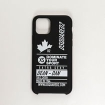 DSQUARED2 iPhoneケース Leaf iPhone11Pro Cover Dominate Sport