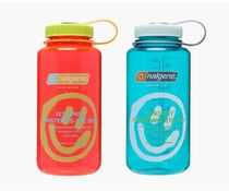 ISTKUNST(イストクンスト) タンブラー IST KUNSTxNARGEN☆LOGO&SMILEY WATER BOTTLE 1000ml 全2色