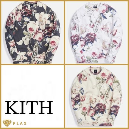 【KITH】*3色展開/Gardens Of The Mind III スウェット*