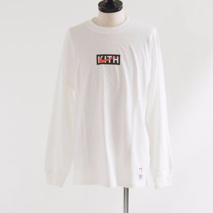 KITH NYC(キスニューヨークシティ) Tシャツ・カットソー KITH NYC::x Nike長袖Tシャツ:S[RESALE]