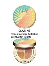 CLARINS(クラランス) アイメイク 〈CLARINS〉★2021SS★ Frozen Summer Collection Eye Palette