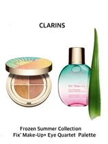 CLARINS(クラランス) アイメイク 〈CLARINS〉★2021SS★ Frozen Summer Collection set