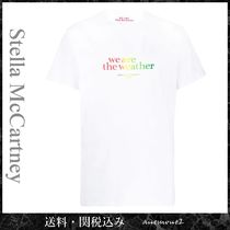Stella McCartney ☆ We Are The Weather Tシャツ White 送関込