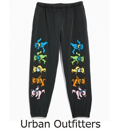 送込★Urban Outfitters Grateful Dead Dancing Bear Sweatpants
