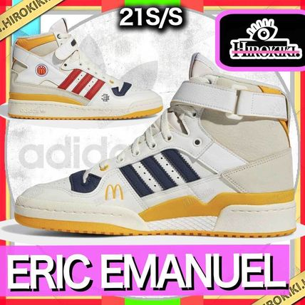 ERIC EMANUEL × ADIDAS ORIGINALS FORUM '84 HIGH McDonald's