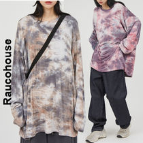 Raucohouse(ラウコハウス)★Deep Tie-Dye Washed Long sleeves T