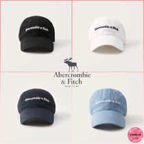 Abercrombie & Fitch(アバクロ) その他 Abercrombie & Fitch ロゴ ベースボールキャップ