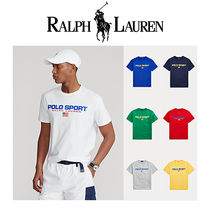 [Polo Ralph Lauren] Tシャツ Classic Fit Polo Sport Jersey T