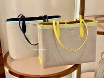 【kate spade】日本未入荷*all day canvas large tote*