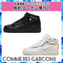 Comme des Garcons x Nike Air Force 1 Mid ○関税・送料無料○