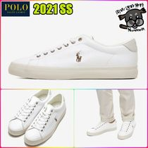 【POLO】LONGWOOD-SNEAKERS-VULC PERF NAPPA SMTH CLF