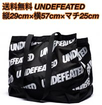 UNDEFEATED(アンディフィーテッド) ボストンバッグ undefeated アンディフィーテッド ボストンバック 総柄