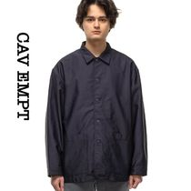 Button Collared Jacket★しなやかな動きが印象的☆