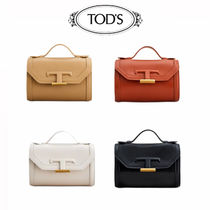 【TOD'S】トッズ★T タイムレス クロスボディ マイクロ