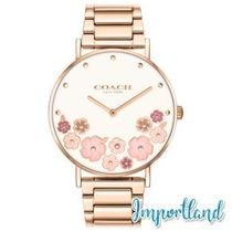 Perry Rose Gold-Tone Bracelet Watch 36mm