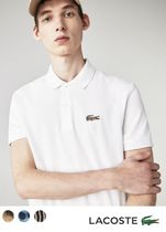 【Lacoste x National Geographic】ワニ ポロシャツ ラコステ