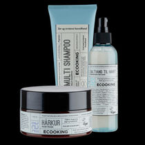 ECOOKING★Hair care set