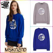 【MSKN2ND】MOON SWEATER  全2色