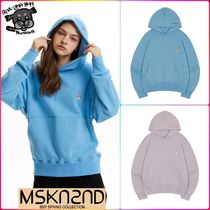 【MSKN2ND】MOON BUNNY HOODY  全2色