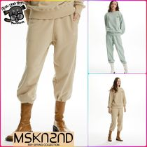 【MSKN2ND】MSKN2ND LOGO SWEATPANTS  全2色