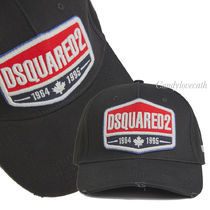 DSQUARED2 The Brothers Union ベースボールキャップ