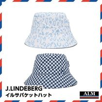 J.LINDEBERG★イルサバケットハット
