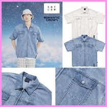 ☆21SS☆ロマクラ☆TRUCKER SUMMER JACKET/2色/ROMANTIC CROWN☆