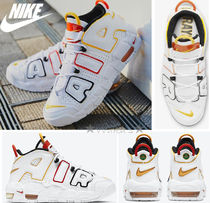 Nike(ナイキ) キッズスニーカー 送料無料・関税込み・大人もOK♪Nike Air More Uptempo 'Raygun'