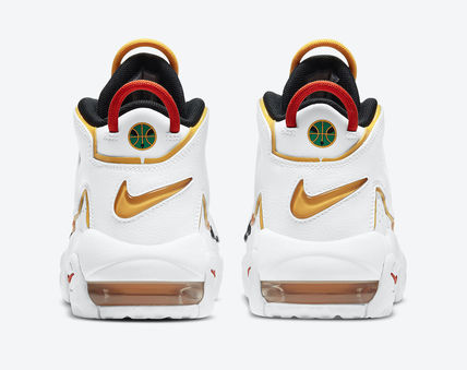 Nike キッズスニーカー 送料無料・関税込み・大人もOK♪Nike Air More Uptempo 'Raygun'(6)