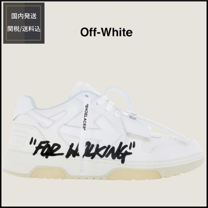 ★Off-White★Out Of Office スニーカー【関税/送料込み】