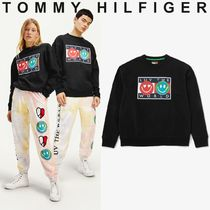 TOMMY JEANS LUV THE WORLD Capsule トレーナー すぐ届く