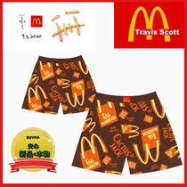★Travis Scott x McDonald's Cactus Jack Breakfast Boxers