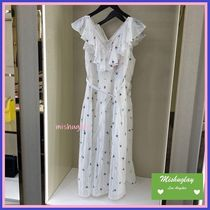 【kate spade】♤ dainty bloom embroidered dress ♤