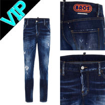 ◆◆VIP◆◆ D SQUARED2 Medium 4 Wash Cool Girl Cropped Jeans