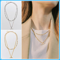 【Hei】stick mix chain necklace〜ネックレス★WOODZ着用 21SS