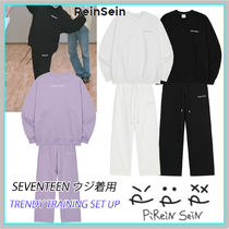 ☆Seventeen ウジ着用☆Trendy Training Setup/P:Reinsein☆