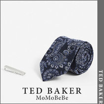 TED BAKER(テッドベーカー) ネクタイ 【国内発送・関税込】TED BAKER ペイズリーネクタイギフトセット