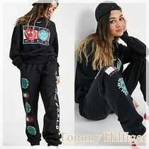 【Tommy Hilfiger】Tommy Jeans ロゴスウェット上下セット