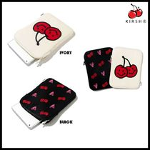 ●KIRSH● DOODLE CHERRY IPAD POUCH タブレッド・PCポーチ 人気