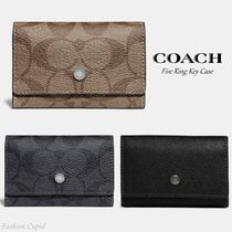 【COACH】Five Ring Key Case ファイブ リング キーケース
