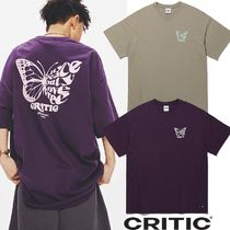 CRITIC(クリティック) Tシャツ・カットソー ★CRITIC★ BUTTERFLY T-SHIRTS