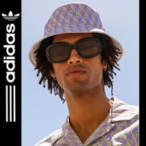SALE【adidas】All Over ロゴ バケットハット / 送料無料