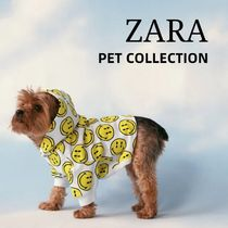ZARA(ザラ) 洋服 ZARA【PET COLLECTION】PET COLLECTION SMILEY☆HOODIE