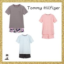 ★Tommy Hilfiger★大人もOK!コットンショートパジャマ/3色