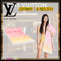 【21SS☆海外買付】Louis Vuitton タオル / グラデーション